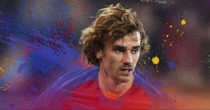 Antoine Griezmann FC Barcelona Fodboldtrøje