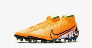 Orange/Sort Nike Mercurial Superfly 7 Elite LIMITED EDITION