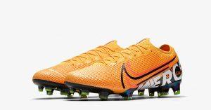 Orange/Sort Nike Mercurial Vapor 13 Elite LIMITED EDITION