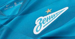 Zenit St. Petersborg Hjemmebanetrøje 2019