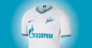 Zenit St. Petersborg Udebanetrøje 2019