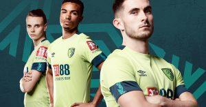 AFC Bournemouth 3. Trøje 2019