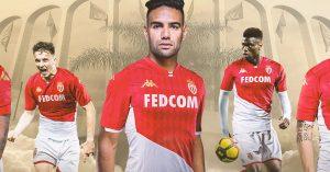 AS Monaco Hjemmebanetrøje 2019