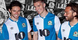 Blackburn Rovers Hjemmebanetrøje 2019