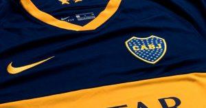Boca Juniors Hjemmebanetrøje 2019