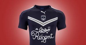 Bordeaux Hjemmebanetrøje 2019