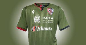 Cagliari 3. trøje 2019