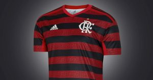 CR Flamengo Hjemmebanetrøje 2019
