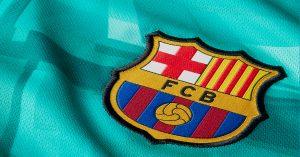 Ter Steegen FC Barcelona Målmandstrøje 2019