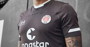 FC St. Pauli Hjemmebanetrøje 2019