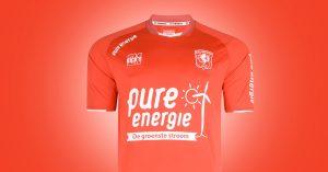 FC Twente Hjemmebanetrøje 2019