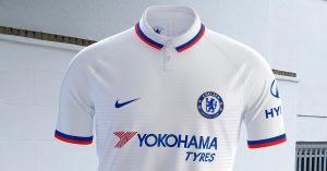 Chelsea FC Udebanetrøje 2019