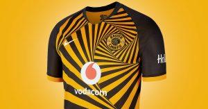 Kaizer Chiefs FC Hjemmebanetrøje 2019