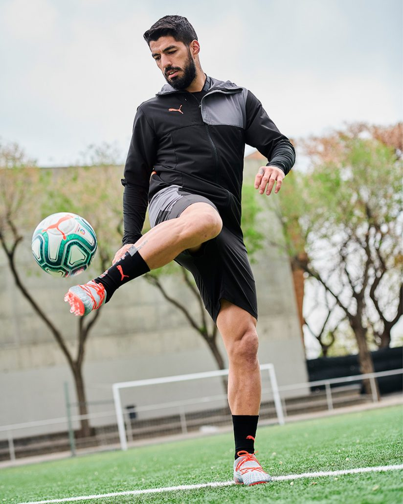 La Liga Fodbolden 2019 fra Puma - Suarez