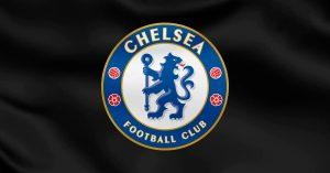 Sort Chelsea FC 3. Trøje 2019