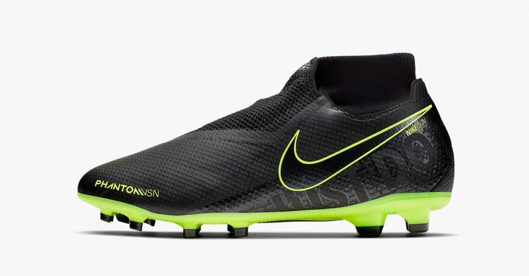Sort/Gul Nike Phantom VSN Pro Dynamic Fit