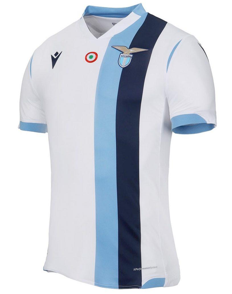 SS Lazio Udebanetrøje 2019