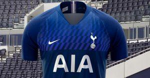 Tottenham Udebanetrøje 2019