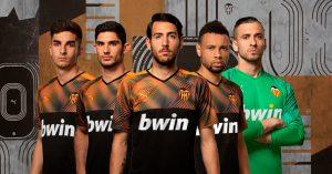 Valencia Udebanetrøje 2019