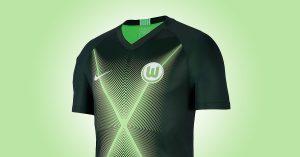 VfL Wolfsburg Hjemmebanetrøje 2019
