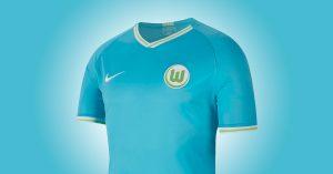 VfL Wolfsburg Udebanetrøje 2019