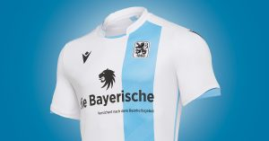 1860 München Hjemmebanetrøje 2019