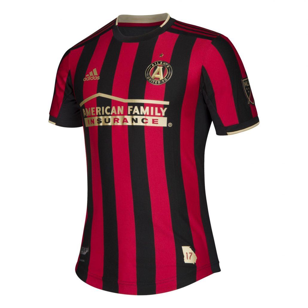Atlanta United FC Hjemmebanetrøje 2019