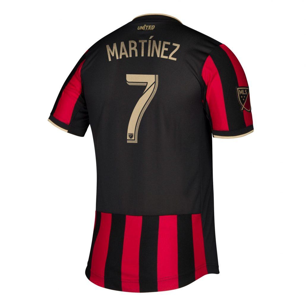 Martinez Atlanta United FC Hjemmebanetrøje 2019