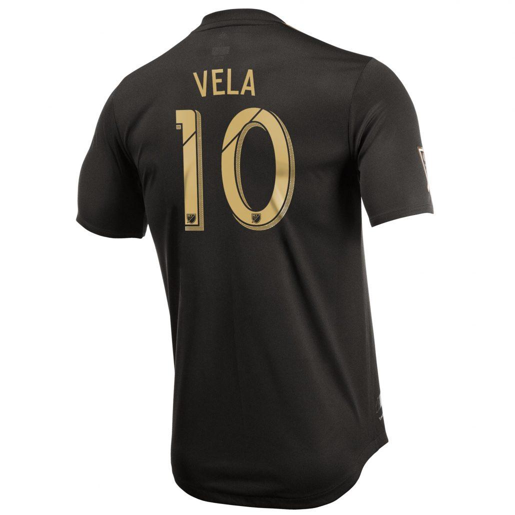Los Angeles FC Hjemmebanetrøje 2019