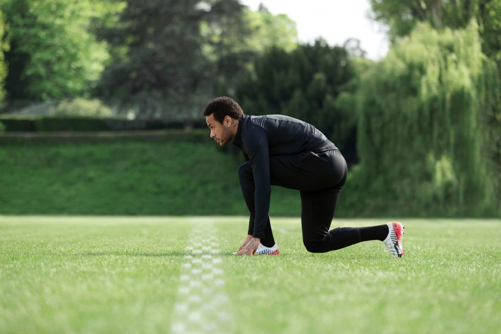 Neymars Nike Mercurial Vapor 13 Elite Speed Freak