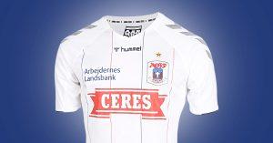 AGF Hjemmebanetrøje 2019