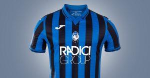 Atalanta Hjemmebanetrøje 2019