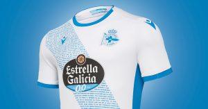 Deportivo de La Coruna 3. Trøje 2019