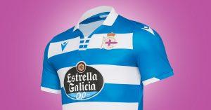 Deportivo de La Coruna Hjemmebanetrøje 2019