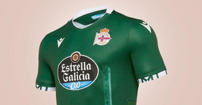 Deportivo de La Coruna Udebanetrøje 2019