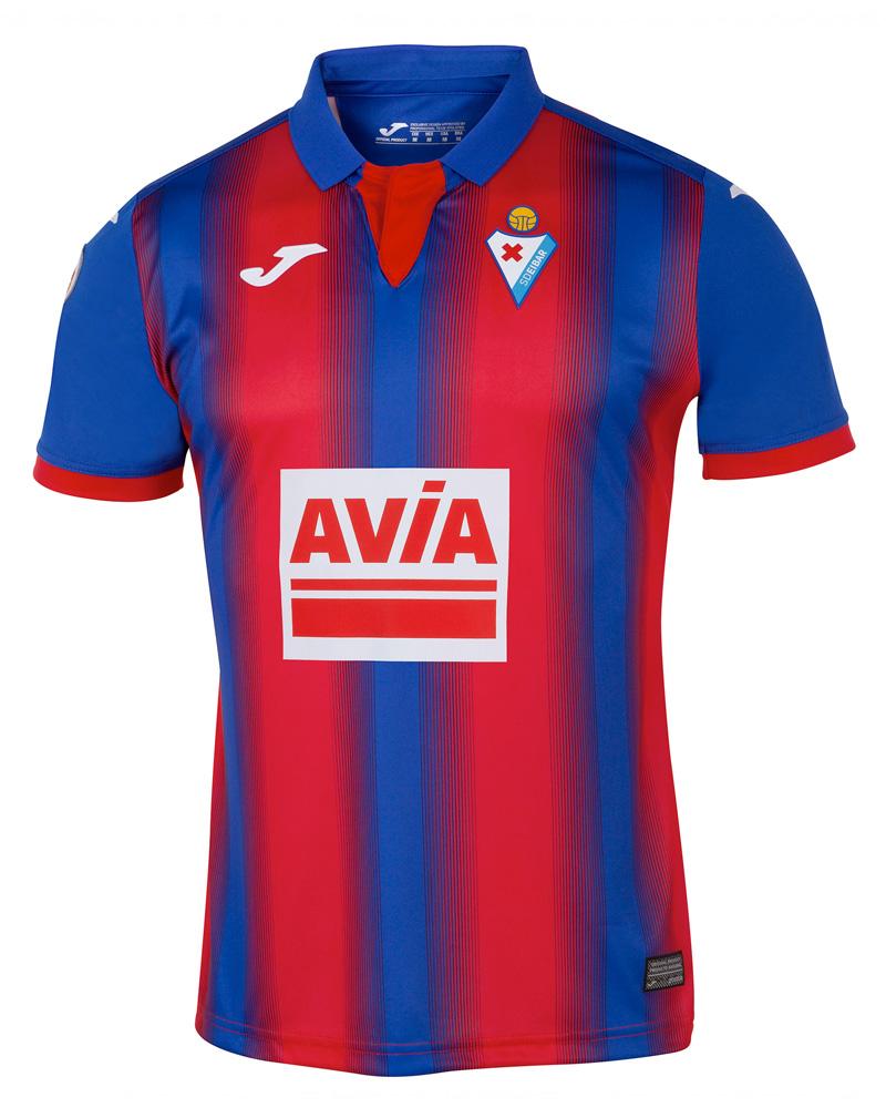 Eibar Hjemmebanetrøje 2019