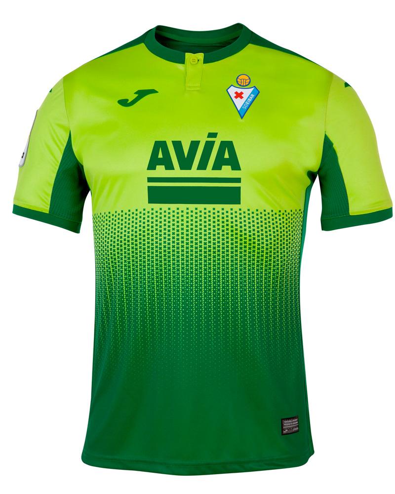 Eibar Udebanetrøje 2019