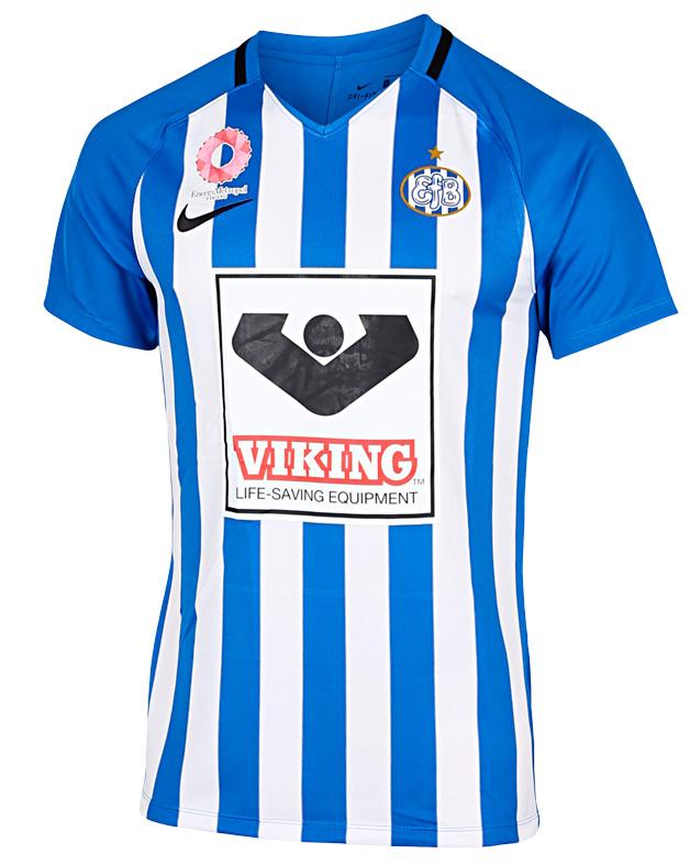 Esbjerg fB Hjemmebanetrøje 2019