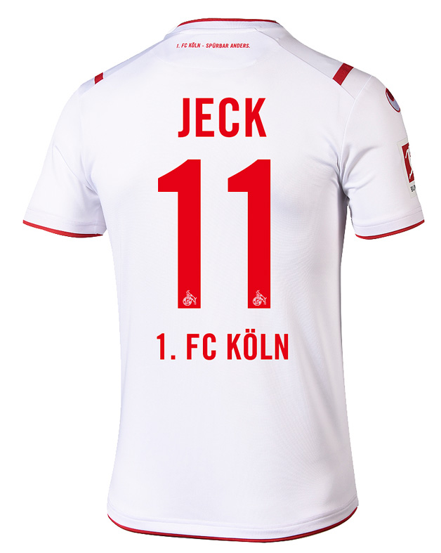 FC Køln Hjemmebanetrøje 2019