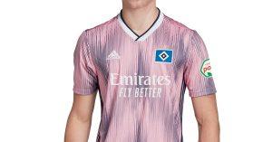 Hamburger SV Udebanetrøje 2019