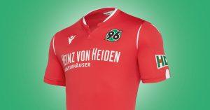 Hannover 96 Hjemmebanetrøje 2019