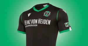 Hannover 96 Udebanetrøje 2019