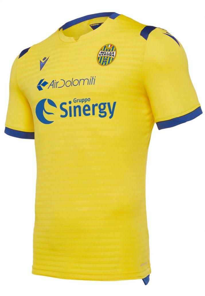 Hellas Verona Udebanetrøje 2019