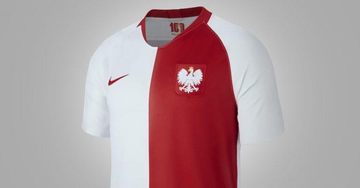 Polen Hjemmebanetrøje 2019