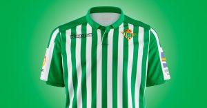 Real Betis Hjemmebanetrøje 2019