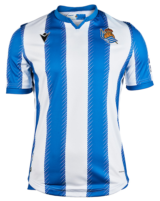 Real Sociedad Hjemmebanetrøje 2019