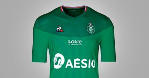 Saint-Etienne FC Hjemmebanetrøje 2019