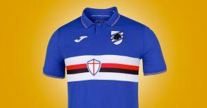 Sampdoria Hjemmebanetrøje 2019
