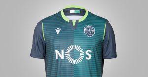 Sporting Lissabon Udebanetrøje 2019