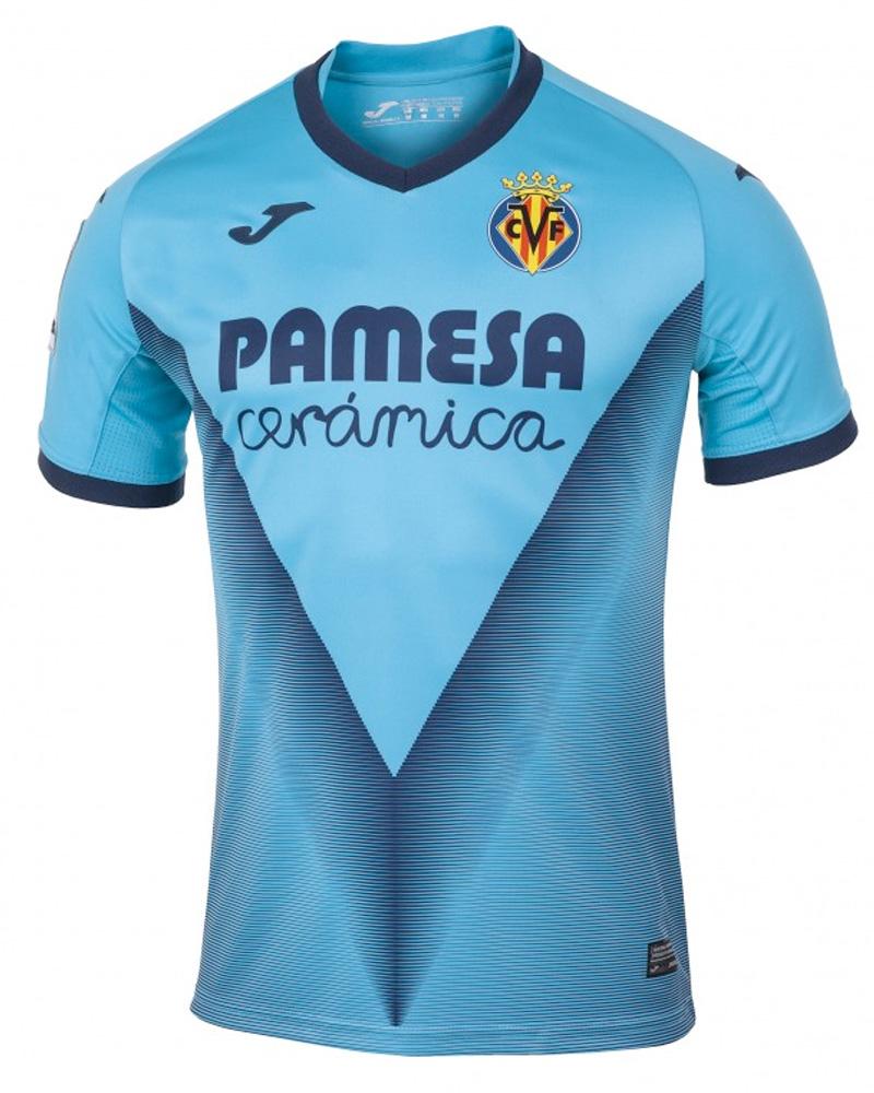 Villareal 3. Trøje 2019